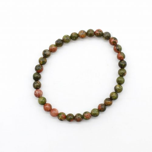 BRACELET ENFANT UNAKITE SIMPLY 4MM 2